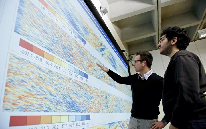 How can we analyze big data? (Photo: University of Konstanz / SFB-TRR 161)